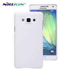 Specifically made for the Samsung Galaxy A7 2015, this protective white hard shell case from Nillkin will shield your phone from everyday knocks and drops.
