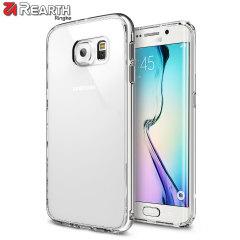 Rearth Ringke Fusion Samsung Galaxy S6 Edge Case - Crystal Clear