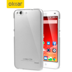 This frost white slim shell case from Olixar provides durable protection for your ZTE Blade S6, while maintaining its slender profile.