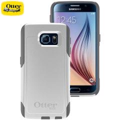 Otterbox Commuter Series für Samsung Galaxy S6 Hülle in Glacier