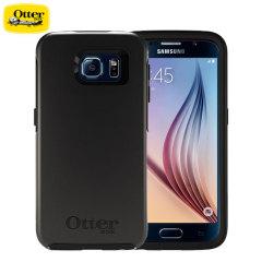 Otterbox Symmetry voor Samsung Galaxy S6 - Zwart
