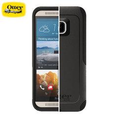 Custodia OtterBox Serie Commuter per HTC One M9 - Nero