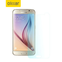 Olixar Samsung Galaxy S6 Tempered Glass Screen Protector