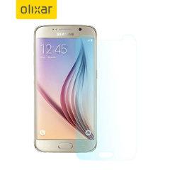 Pellicola protettiva in vetro temperato Olixar per Galaxy S6