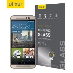 Olixar Tempered Glass HTC One M9 Displayschutz