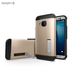 Spigen Slim Armor HTC One M9 Case - Champagne Gold