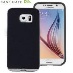 Case-Mate Samsung Galaxy S6 Slim Tough Case - Zwart/ Zilver