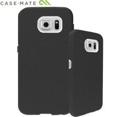 Case-Mate Tough Samsung Galaxy S6 Case - Zwart