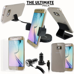 The Ultimate Pack for the Samsung Galaxy S6 Edge consists of fantastic must have accessories designed specifically for the Galaxy S6 Edge.