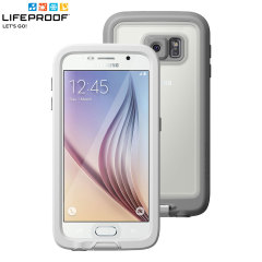 Coque Samsung Galaxy S6 LifeProof Fre – Blanche