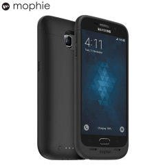 Coque Samsung Galaxy S6 Mophie Juice Pack - Noire