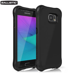 Ballistic Urbanite Samsung Galaxy S6 Case - Black