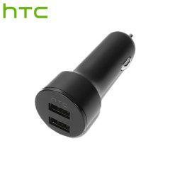 Chargeur Voiture 2W 2 Prises USB HTC