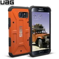 UAG Samsung Galaxy S6 Protective Case  - Outland - Orange