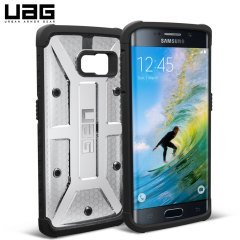 UAG Samsung Galaxy S6 Edge Protective Case - Maverick - Clear