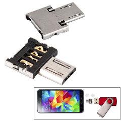 Nano Micro USB On-The-Go (OTG) Adapter