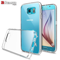 Rearth Ringke Fusion Samsung Galaxy S6 Case - Crystal Clear
