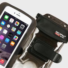 DiCAPac Action Wasserdichte Universal Smartphone Tasche bis 5.7 Zoll