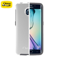 La construcción en 2 materiales hace que la funda Symmetry para el Samsung Galaxy S6 Edge sea una de las carcasas más protectoras y delgadas de su clase.