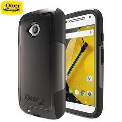 Otterbox Commuter Series Motorola Moto E 2nd Gen Case - Zwart