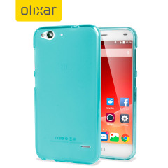 Custom moulded for the ZTE Blade S6. This blue Olixar FlexiShield case provides a slim fitting stylish design and durable protection against damage, keeping your phone looking great at all times.