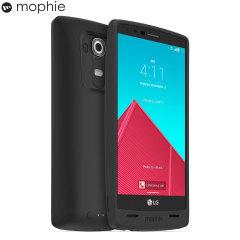 Coque Batterie LG G4 Mophie Juice Pack - Noire