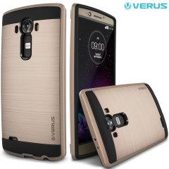 Custodia Verus Verge per LG G4 - Oro