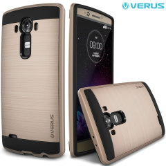 Verus Verge Series LG G4 Case - Shine Gold