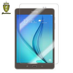 Mantenga la pantalla de su Samsung Galaxy Tab A 9.7 protegida contra roturas y arañazos gracias a este protector de pantalla de la marca Guardian.