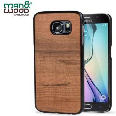 Man&Wood Samsung Galaxy S6 Hölzerne Hülle Sai Sai