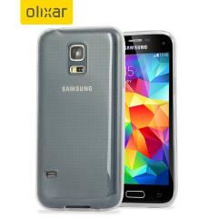 Custodia in policarbonato per Samsung Galaxy S5 Mini - Trasparente