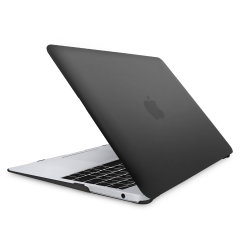 ToughGuard MacBook 12 Zoll Hülle Hard Case in Schwarz