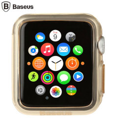 Coque Apple Watch 2 / 1 Baseus (42mm) - Or