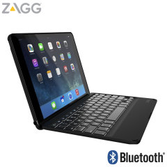 ZAGG Backlit iPad Air 2 Keyboard Case - Black