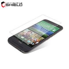 Pellicola protettiva in vetro temperato InvisibleShield per HTC One M9