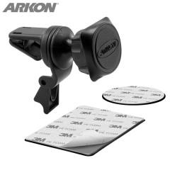Arkon Universal Smartphone Air Vent Magnet Mount