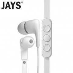 Los auriculares a-JAYS Five para iOS están hechos para emparejar sus dispositivos iOS y le permiten disfrutar y sacar el mayor partido posible de ellos.