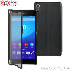 Roxfit Sony Xperia Z3+ Book Case Touch - Nero Black