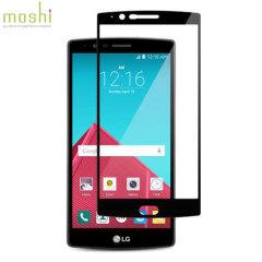 Moshi iVisor LG G4 Glass Screen Protector - Black