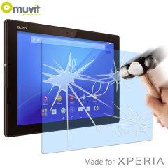 Muvit Sony Xperia Z4 Tablet Tempered Glass Screen Protector