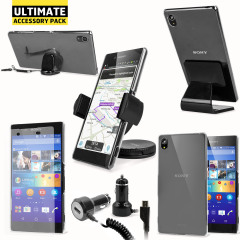 The Ultimate Pack for the Sony Xperia Z3+ consists of fantastic must have accessories designed specifically for the Sony Xperia Z3 Plus.