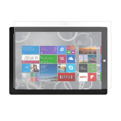 This ultra-thin tempered glass screen protector for the Microsoft Surface 3 offers toughness, high visibility and sensitivity all in one package.
