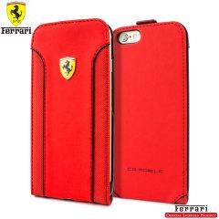 Ferrari Fiorano iPhone 6S / 6 Flip Case - Red