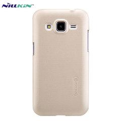 Nillkin Super Frosted Shield Samsung Galaxy Core Prime Case - Gold