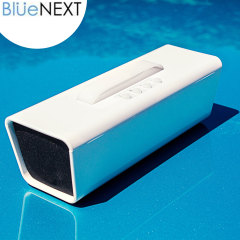 BlueNEXT Wireless Bluetooth Speaker - White