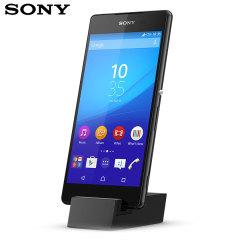 Dock Sony Xperia Z3+ Officiel DK52 - Noir