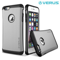 Verus Hard Drop iPhone 6S / 6 Tough Case - Satin Silver