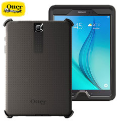 Featuring a three layer design including a built-in screen protector and stand, this black OtterBox Defender case for the Galaxy Tab A 9.7 offers unrivaled protection and functionality.