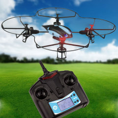 The Arcade Orbit Cam long range 6-Axis Quadcopter Drone is flown using the included remote control and the built-in camera allows you to catch some truly stunning footage. Enjoy endless hours of fun for you, your friends and your family