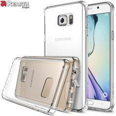 Rearth Ringke Fusion Samsung Galaxy Note 5 Case - Crystal Clear
